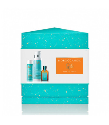 Moroccanoil Style From All Angles 1 Kit de soin