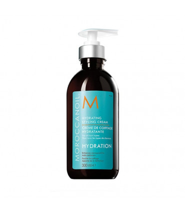 Moroccanoil Hydrating Styling Cream 300ml 1 Hydrating styling cream