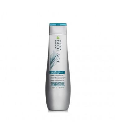 Biolage Advanced Keratindose Shampooing 250ml Shampooing pour cheveux abîmés - 1