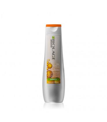 Biolage Advanced Oil Renew Shampooing 250ml Shampooing pour cheveux abîmés - 1