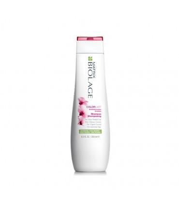 Biolage Colorlast Shampooing 250ml Shampooing pour cheveux colorés - 1