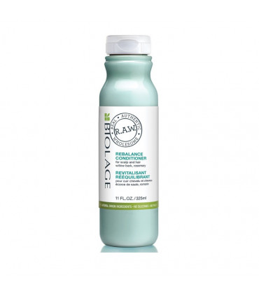 Biolage R.A.W Scalp Soin Antipélliculaire 325ml Après-shampooing réequilibrant - 1
