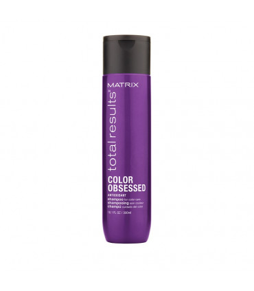 Matrix Total Results Color Obsessed Shampooing 300ml Shampooing pour cheveux colorés - 1