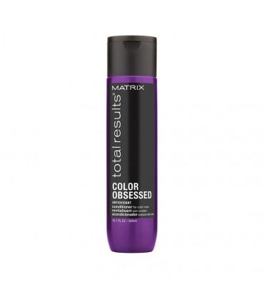Matrix Total Results Color Obsessed Soin 300ml Après-shampooing pour cheveux colorés - 1