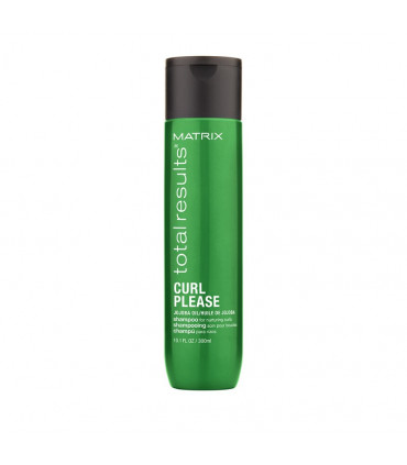 Matrix Total Results Curl Please Shampoo 300ml Shampoo voor Krullend Haar - 1