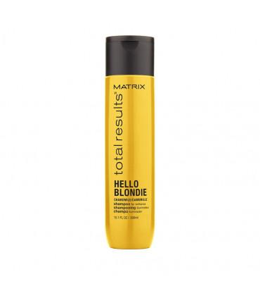 Matrix Total Results Hello Blondie Shampoo 300ml Beschermende Shampoo voor Blond Haar - 1