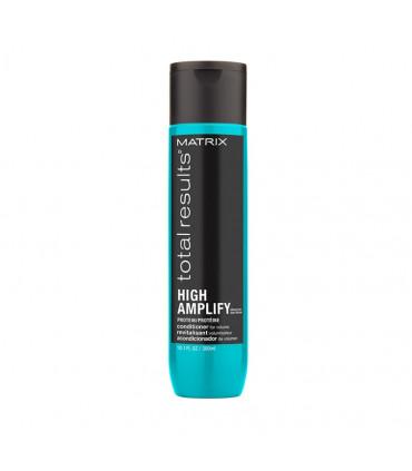 Matrix Total Results High Amplify Soin 300ml Après-shampooing riche en protéine pour donner du volume - 1