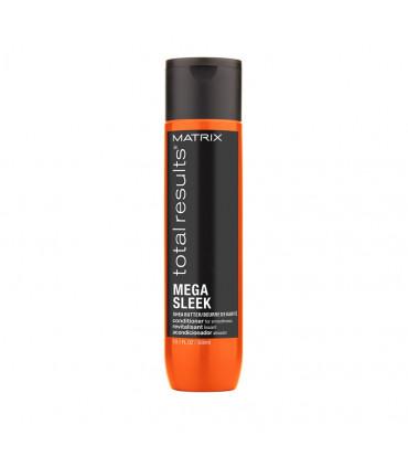 Matrix Total Results Mega Sleek Soin 300ml Après-shampooing pour cheveux indisciplinés - 1