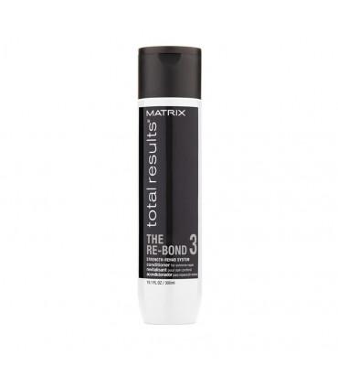 Matrix Total Results Re-Bond Soin 300ml Après-shampooing régénérant pour cheveux abîmés - 1