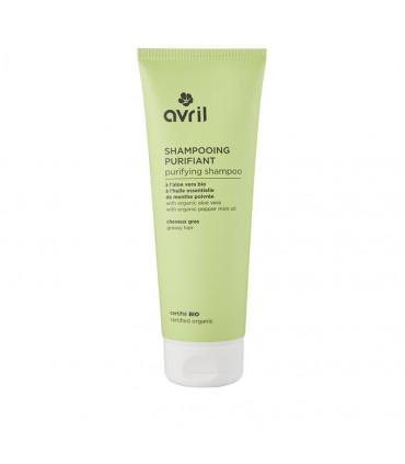 Avril Avril Shampooing purifiant Cheveux gras 250 ml 1