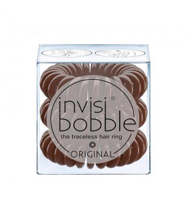 Invisibobble Invisobobble ORIGINAL Pretzel Brown 1
