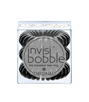 Invisibobble Invisobobble ORIGINAL True Black 1