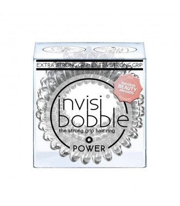Invisibobble Invisobobble POWER Crystal Clear 1