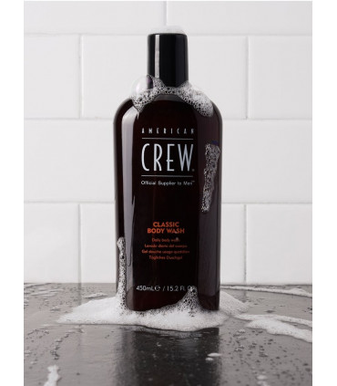 American Crew American Crew Classic Body Wash 450ml 2