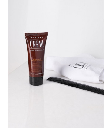 American Crew Firm Hold Styling Cream 100ml Crème finition souple - 2