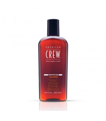American Crew Fortifying Shampoo 250ml Verdichtende shampoo - 1