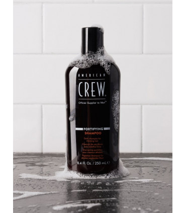 American Crew Fortifying Shampoo 250ml Verdichtende shampoo - 2