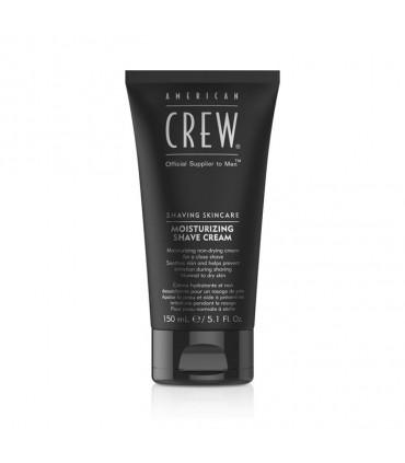 American Crew Moisturizing Shave Cream 150ml Hydraterende scheerschuim dat niet droogt - 1