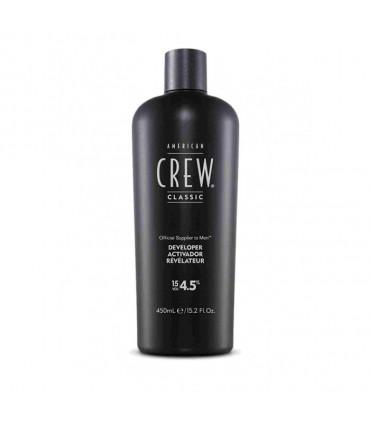 American Crew Precision Blend Peroxide 15vol 450ml Kleurstof oxidatiemiddel - 1