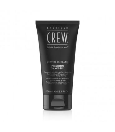 American Crew Precision Shave Gel 150ml Scheergel voor de gevoelige huid - 1