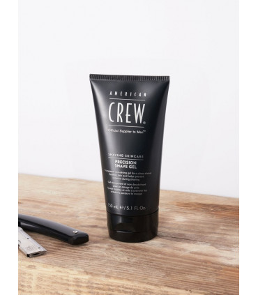American Crew Precision Shave Gel 150ml Scheergel voor de gevoelige huid - 2
