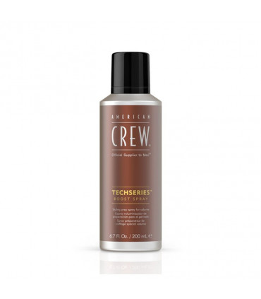 American Crew Techseries Boost Spray 200ml 1 Spray de préparation
