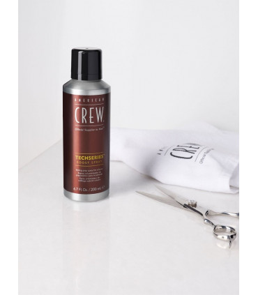 American Crew Techseries Boost Spray 200ml 2 Spray de préparation