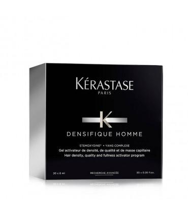 Kérastase Densifique Cure Densifique Homme 30x6ml 1 Haarverdikkingskuur speciaal voor mannen.