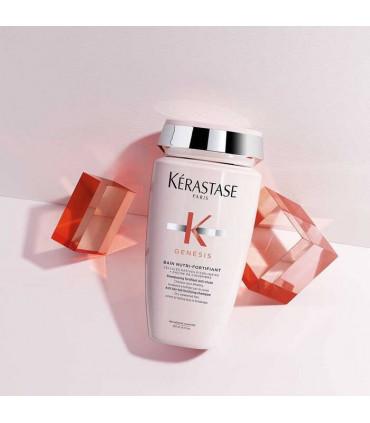 Kérastase Genesis Bain Nutri-Fortifiant 250ml 3 Shampooing fortifiant anti-chute pour cheveux fragiles