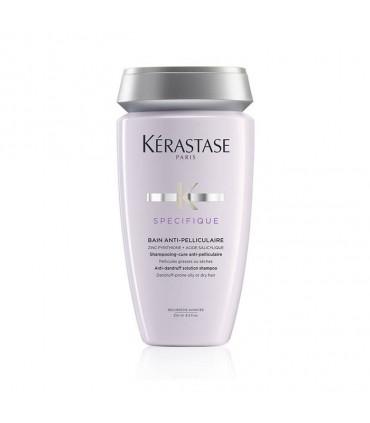 Kérastase Spécifique Bain Anti-Pelliculaire 250ml 1 Antiroos shampoo voor een hoofdhuid met neiging tot droge of vette schilfers