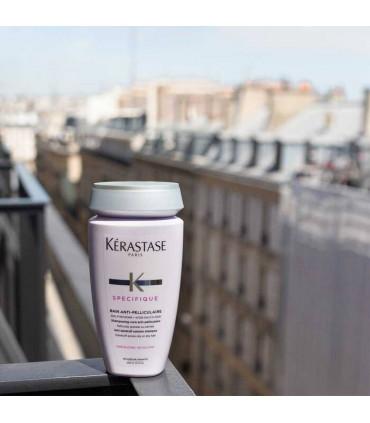 Kérastase Spécifique Bain Anti-Pelliculaire 250ml 3 Antiroos shampoo voor een hoofdhuid met neiging tot droge of vette schilfers