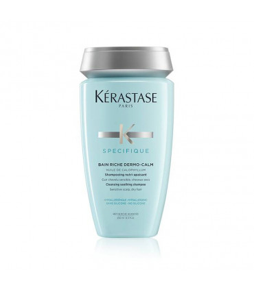 Kérastase Spécifique Bain Riche Dermo-Calm 250ml 1 Hypoallergene en reinigende shampoo