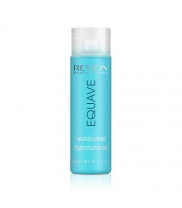 Revlon Professional Equave Instant Detangling Shampooing Micellaire 250ml Shampooing démêlant pour tous types de cheveux - 1