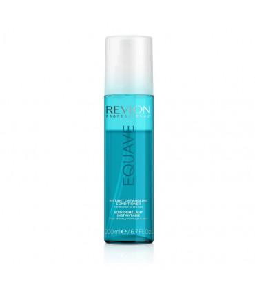 Revlon Professional Equave Instant Detangling Soin 200ml Après-shampoing hydratant sans rinçage en spray pour cheveux normaux à