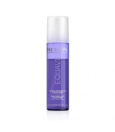 Revlon Professional Equave Instant Detangling Conditioner voor Blond haar 200ml Leave-In Spray Conditioner voor Blond Haar - 1