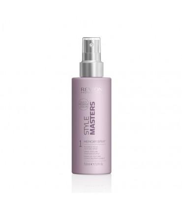 Revlon Professional Style Masters Memory Spray 150ml Styling Spray voor Fixatie en Vorm - 1
