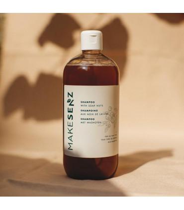 MakeSenz MakeSenz Shampooing doux noix de lavage 500ml 2