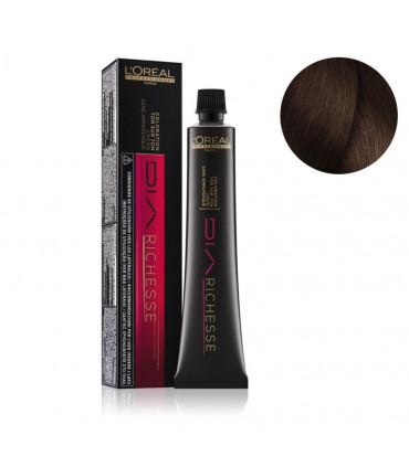 L'Oréal professionnel Dia Richesse 50ml 5.35 Coloration ton sur tonsans ammoniaque - 1