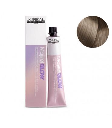 L'Oréal professionnel Majirel Glow 50ml Light Base .01 Permanente Haarkleuring Voor Langdurige Neutralisatie - 1