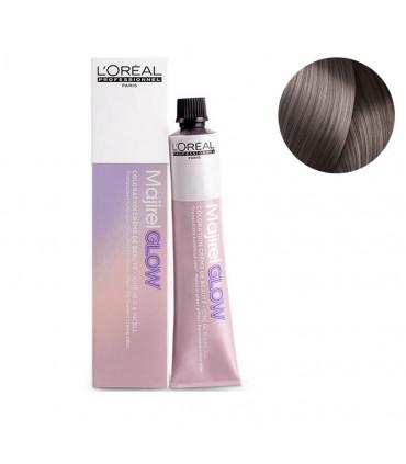 L'Oréal professionnel Majirel Glow 50ml Light Base .12 Permanente Haarkleuring Voor Langdurige Neutralisatie - 1