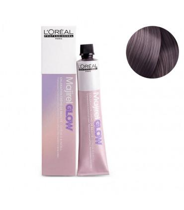 L'Oréal professionnel Majirel Glow 50ml Light Base .22 Coloration permanente translucide - 1
