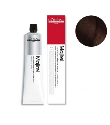 L'Oréal professionnel Majirel Absolu 50ml 5.5 Professionele haarkleuring - 1