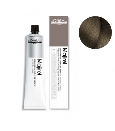 L'Oréal professionnel Majirel Cool Inforced 8.13 Professionele haarkleuring - 1