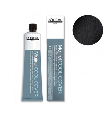 L'Oréal professionnel Majirel Cool Cover 50ml 4 Extreem koeledekking - 1