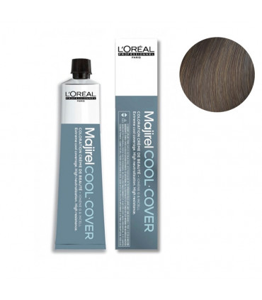 L'Oréal professionnel Majirel Cool Cover 50ml 7 Extreem koeledekking - 1