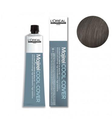 L'Oréal professionnel Majirel Cool Cover 50ml 7.1 Extreem koeledekking - 1
