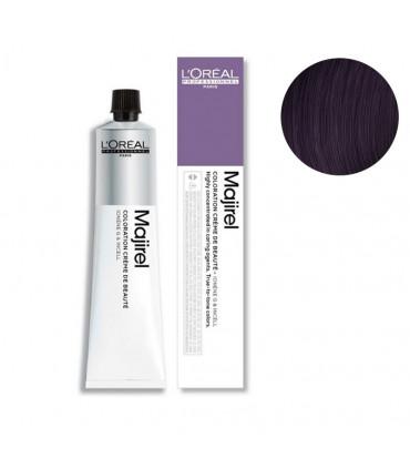L'Oréal professionnel Majirouge 50ml 4.20 Coloration rouge intense - 1