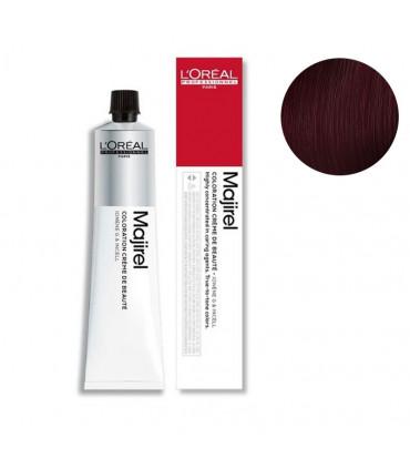 L'Oréal professionnel Majirouge Carmilane 50ml 4.60 Coloration rouge intense - 1
