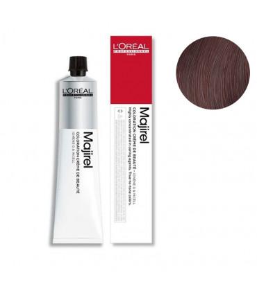 L'Oréal professionnel Majirouge 50ml 4.65 Coloration rouge intense - 1