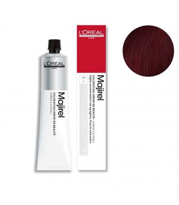 L'Oréal professionnel Majirouge Carmilane 50ml 5.60 Zuivere & warmerode kleur - 1